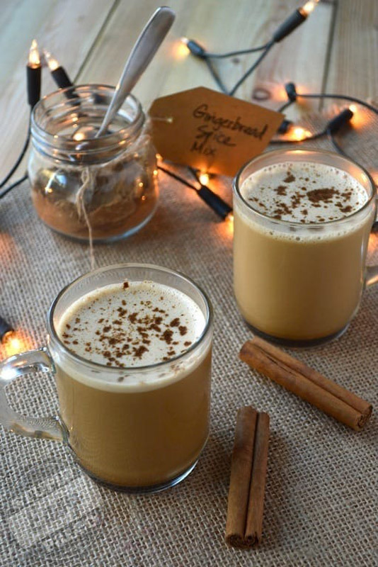 Gingerbread Spiced Coffee